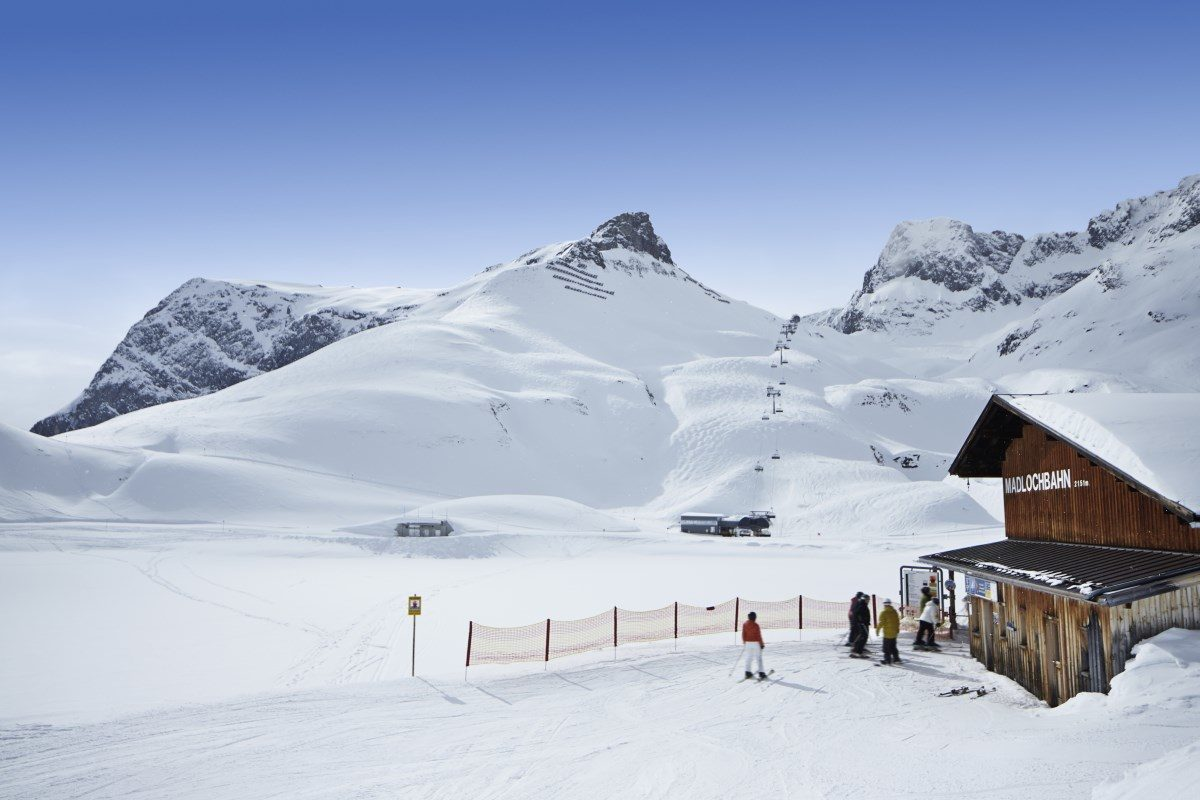 How not to be mistaken with the choice of a ski resort in Austria